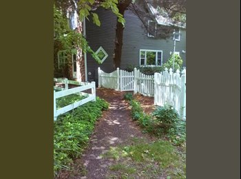 EasyRoommate US - Large Room with Private Entrance - Cherry Hill, South Jersey - $600 pcm