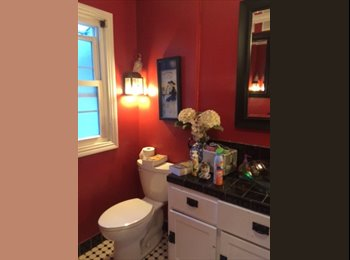 Room and shared bath for rent in Walnut Creek