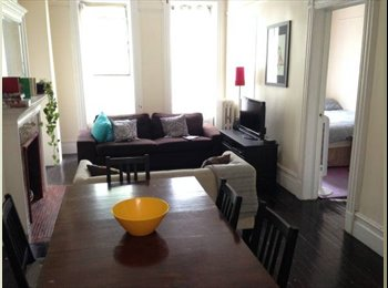 EasyRoommate US - Super nice brownstone in Hamilton Heights - Hamilton Heights, New York City - $950 pcm