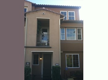EasyRoommate US - Private Furnished Modern Room with Bath for rent - Aliso Viejo, Orange County - $1,000 pcm