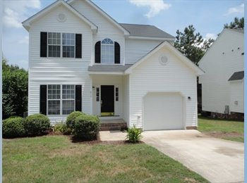 EasyRoommate US - 3 bed, 2.5 bath house for rent - Raleigh, Raleigh - $750 pcm