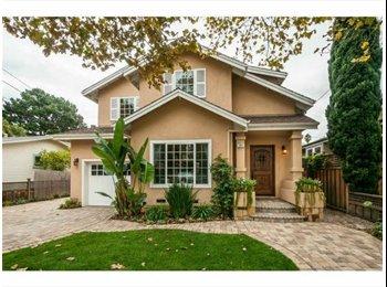 EasyRoommate US - Master bedroom & bathroom in new townhouse - San Mateo County, San Jose Area - $2,000 /mo