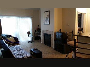 Seeking Roommate for 2 Bedroom Apartment