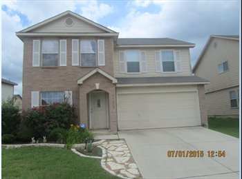 EasyRoommate US - House far North Central, Bulverde Village - North Central San Antonio, San Antonio - $750 pcm