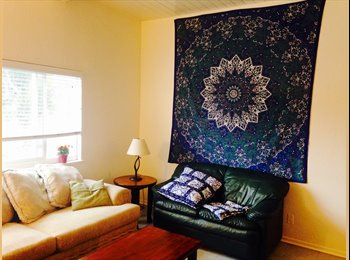 EasyRoommate US - **$490 FURNISHED TRIPLE** - Goleta, Ventura - Santa Barbara - $490 pcm