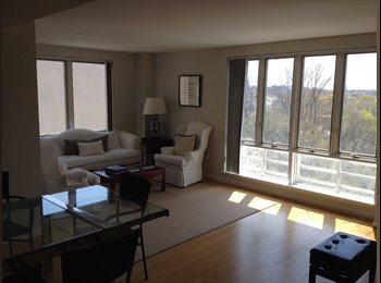 Roommate wanted for luxury 2BD/ 2BA apartment near