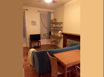 EasyRoommate US - Need roommate for Upper West side -one bedroom - Upper West Side, New York City - $800 pcm