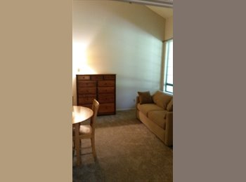 EasyRoommate US - Quiet room and full bath in lovely condo - Citrus Heights, Sacramento Area - $500 pcm