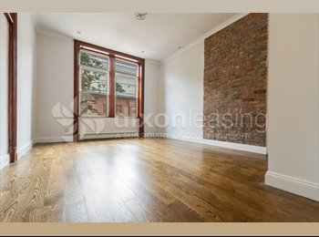 Massive Room with Private Bathroom in Renovated Br