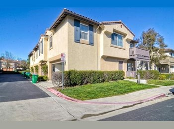 EasyRoommate US - Master suite in Rancho Carrillo - Carlsbad, San Diego - $1,200 pcm