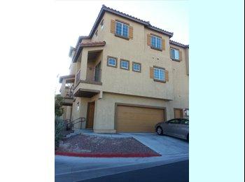 EasyRoommate US - Seeking a short or long term roommate - Aliante, Las Vegas - $500 pcm