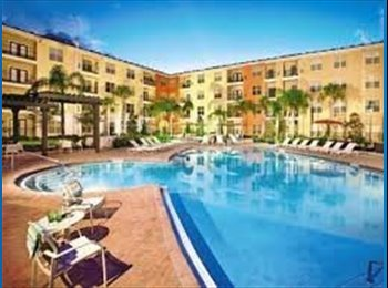 EasyRoommate US - Private Room - Condo Complex - Orlando - Orange County, Orlando Area - $600 pcm