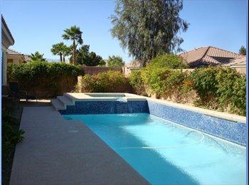 EasyRoommate US - Zenwood House - Silverstone Ranch, Las Vegas - $500 pcm
