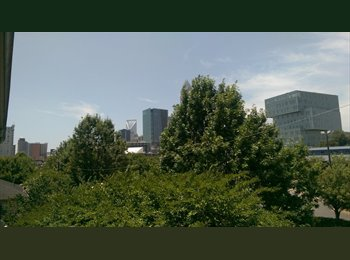 EasyRoommate US - 600 room and bath in uptown roommate wanted - Central Charlotte, Charlotte Area - $600 pcm