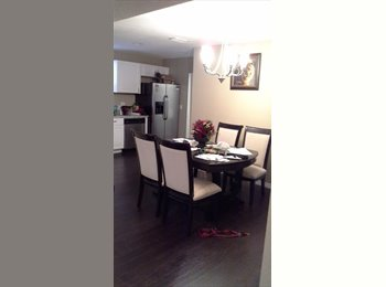awesome 2 large rooms in multi family house