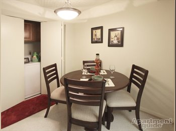 Looking for roommate for townhouse