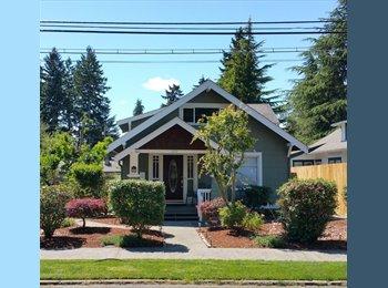 EasyRoommate US - Beautiful fircresct finished basement apartment - Pierce, Tacoma - $1,200 pcm