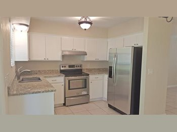 EasyRoommate US - 1/1 available in a 2/2 house!! Brand new!! - Panama City, Tallahassee - $465 pcm