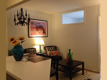 Large Master Bedroom in Gramercy Apartment