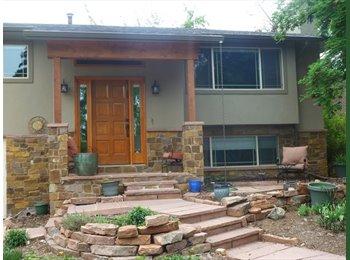 EasyRoommate US - comforatable rooms for rent - Boulder, Denver - $850 pcm