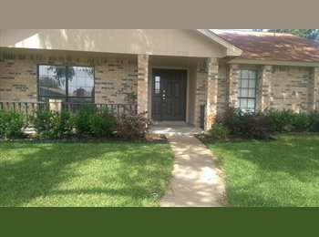 Mesquite area rooms for rent