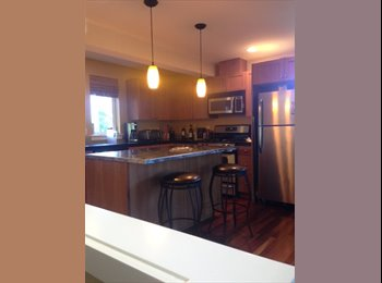 EasyRoommate US -  $1150 / 1300ft2 - Master Suite in Ballard Townhom - Ballard, Seattle - $1,150 pcm