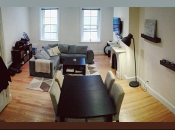 EasyRoommate US - Cozy and Fully Renovated Apt in Beacon Hill - Beacon Hill, Boston - $1,600 pcm