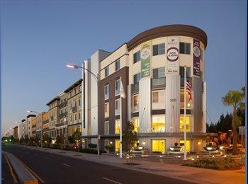 EasyRoommate US - Mosaic Luxury Apartments - 2 Bed / 2 Bath - San Jose, San Jose Area - $1,500 pcm
