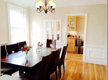 Fully Furnished Beautiful Sunny Room in 2BR