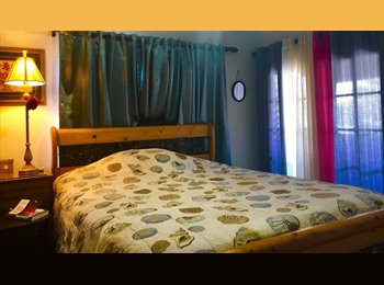 FURNISHED  BEDROOM AVAILABLE 2 MONTHS - September 1 to...