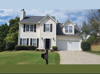 EasyRoommate US - MASTER BEDROOM - Kennesaw / Acworth, Atlanta - $550 /mo