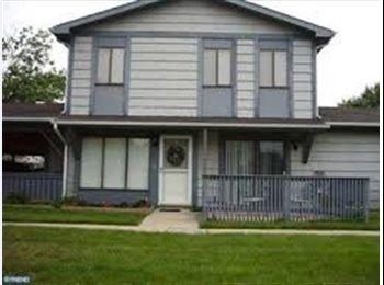 EasyRoommate US - Seeking roommate - Deptford, South Jersey - $500 pcm