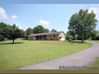 EasyRoommate US - House outside of Conway! - Faulkner, Little Rock - $450 /mo