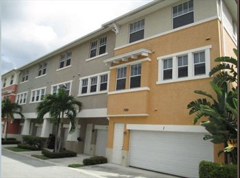 EasyRoommate US - Furnished Room for Rent - West Palm Beach, Ft Lauderdale Area - $900 pcm
