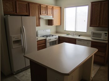 EasyRoommate US - BDRM Available February 1st, New House, Nice Neighborhood, Henderson - $450 /mo
