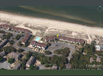 EasyRoommate US - Bayfront Condo in a Gated Community - Ocean Park, Virginia Beach - $950 pcm