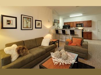 EasyRoommate US - UH 2 bed room for rent 500$ signing bonus - Five Points West, Birmingham - $734 pcm