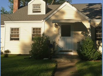 EasyRoommate US - Cute, cozy home! - Hartford, Hartford Area - $950 /mo