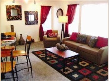 EasyRoommate US - Campus way sublease Rent paid till end of month Move in Now. - Tuscaloosa, Tuscaloosa - $439 pcm
