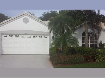 Room available in West Delray - Polo Trace!