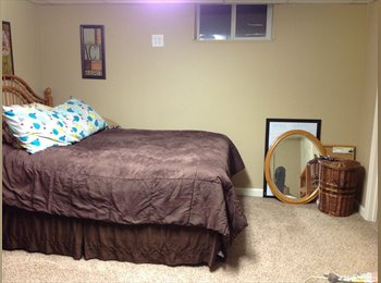 EasyRoommate US - Finished basement with laundry room - Ames, Des Moines - $650 pcm