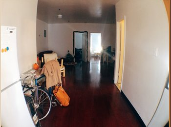 EasyRoommate US -  PARK SLOPE: 1 LARGE bedroom available in a 2BR. Prime location!  - Park Slope, New York City - $1,150 pcm