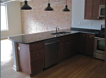 EasyRoommate US - Looking for a cool roommate to share 2BR apartment downtown - Downtown Syracuse, Syracuse - $750 /mo