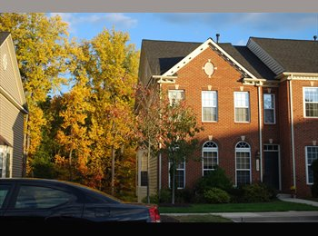 EasyRoommate US - Room for rent in house located in Montgomery county - Gaithersburg, Other-Maryland - $850 pcm