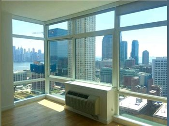 $1850 - 1 Bed & Private Bath with NYC View