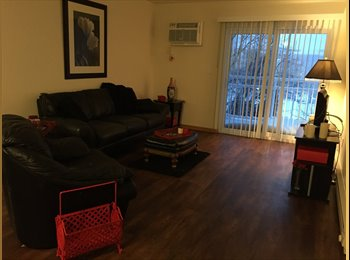 EasyRoommate US - Sublease This Beautiful Apartment - Kenosha, Kenosha - $430 pcm