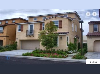 EasyRoommate US - Roommates to Rent House - Costa Mesa, Orange County - $550 pcm