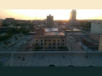 EasyRoommate US - Looking For Roommate at The Bank  - Downtown Omaha, Omaha - $550 pcm