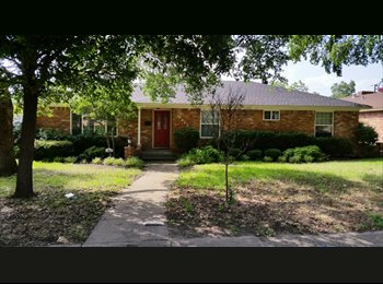 Room for rent in St. Francis & I-30 area $635/ month