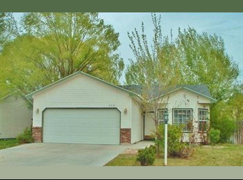 EasyRoommate US - Fully Furnished Room for Rent - Nampa, Nampa - $450 pcm